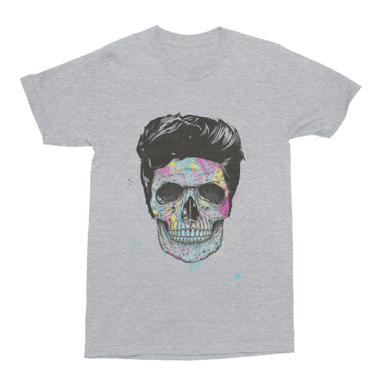 Colour Your Death Men's T-Shirt-Curartee
