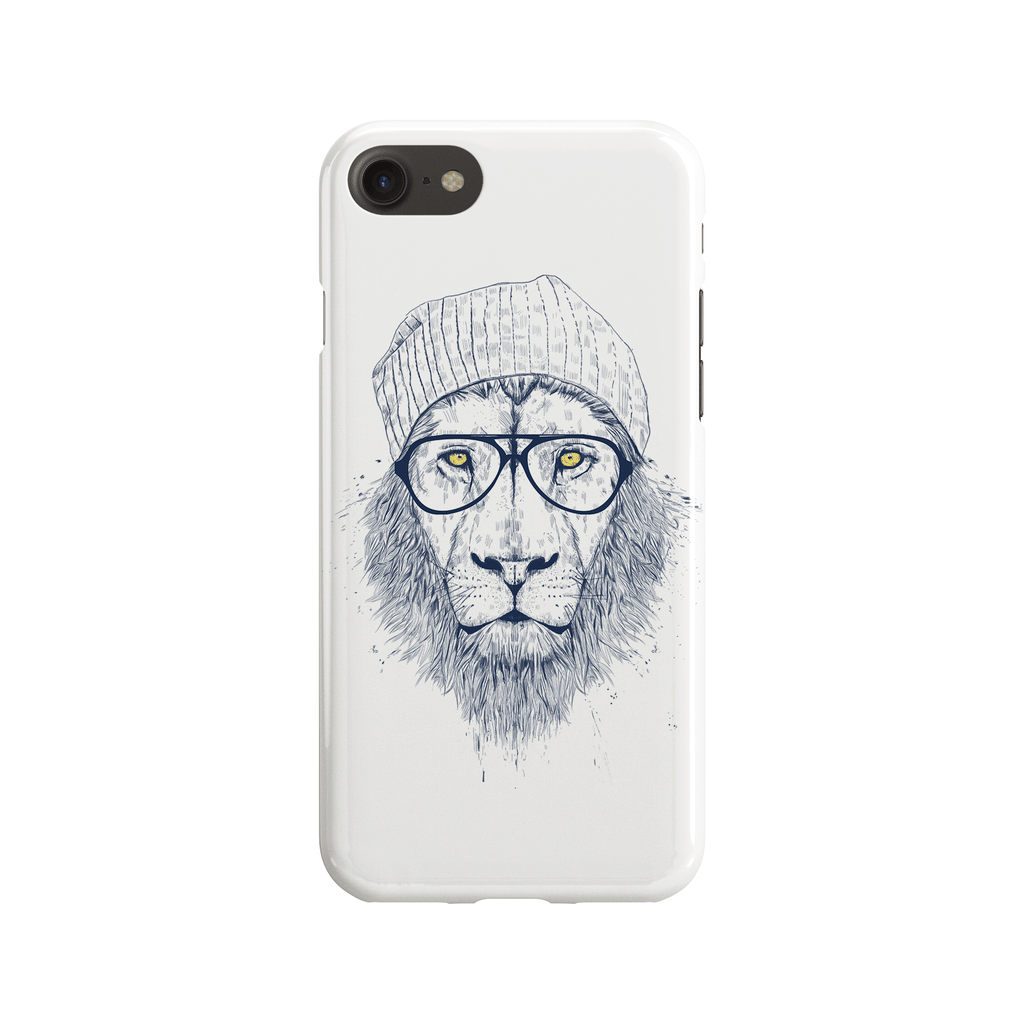 Cool Lion Phone Case - Premium Artwear Curartee