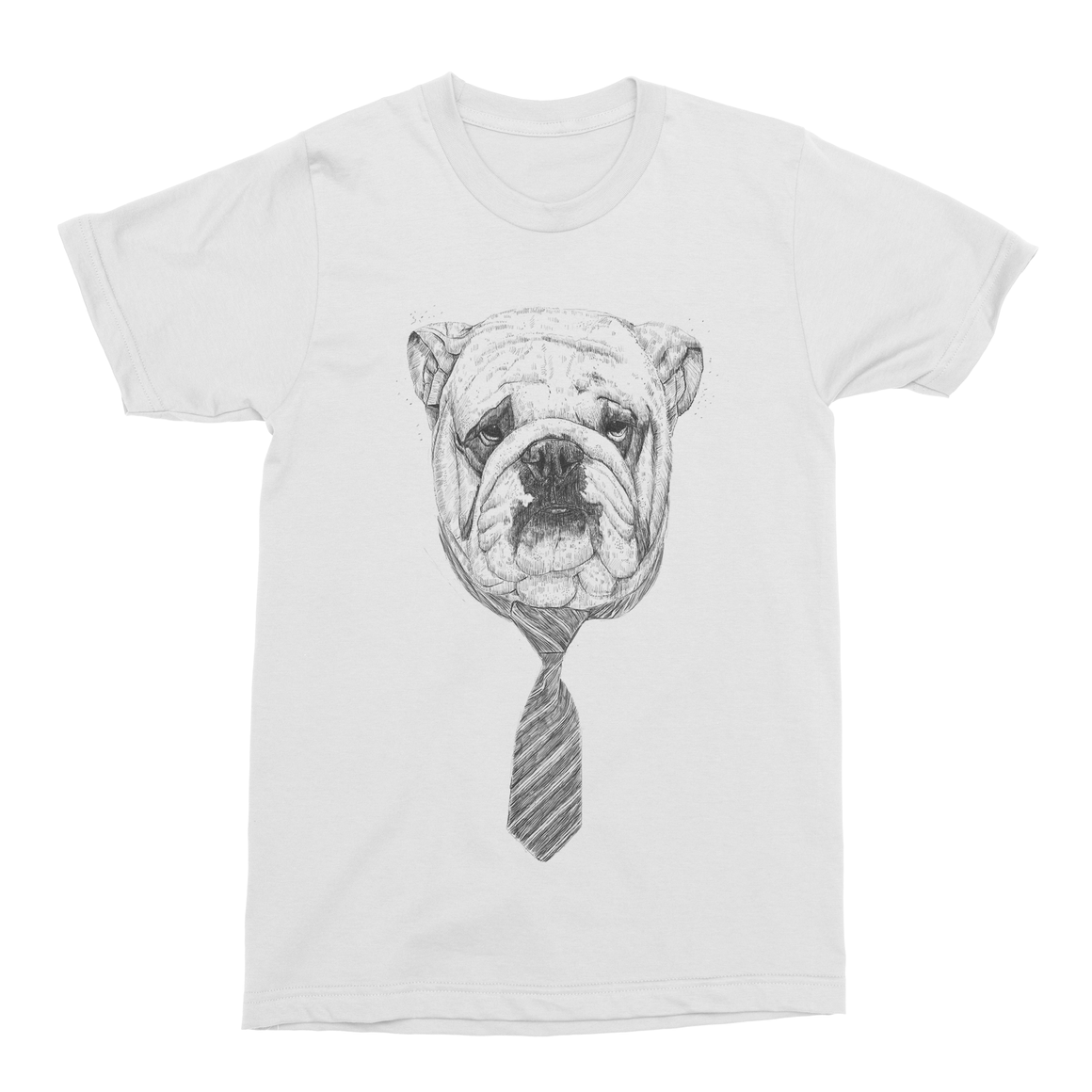 Cool Dog Men's T-Shirt-Curartee