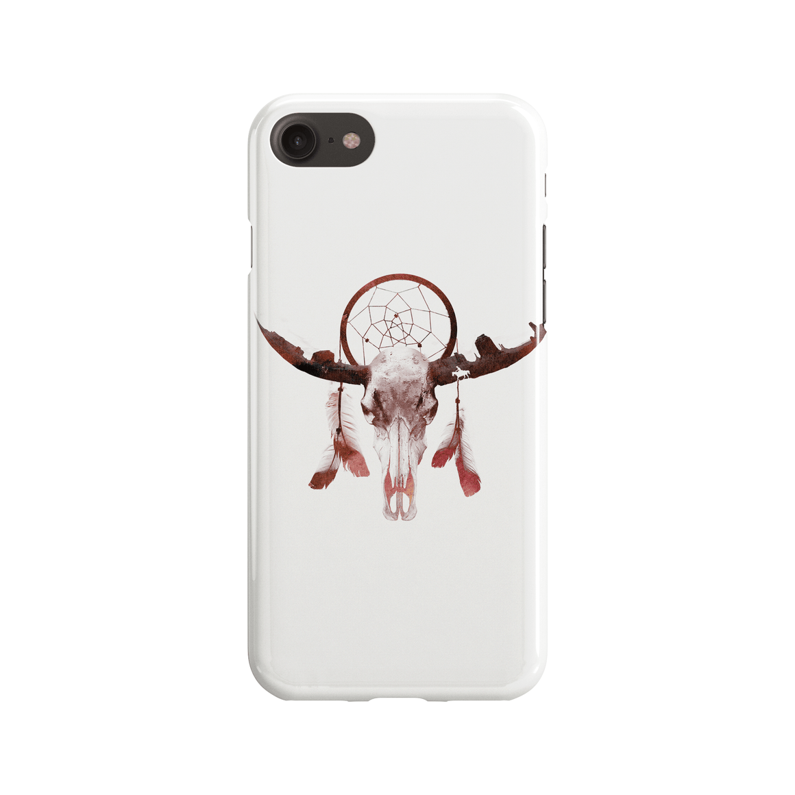 Deadly Desert Phone Case - Premium Artwear Curartee