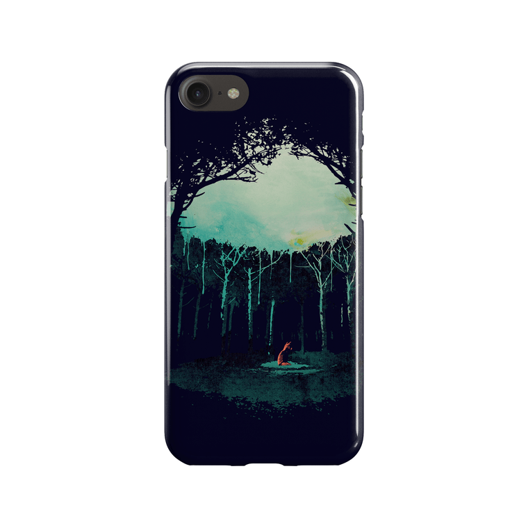 Deep In The Forest Phone Case