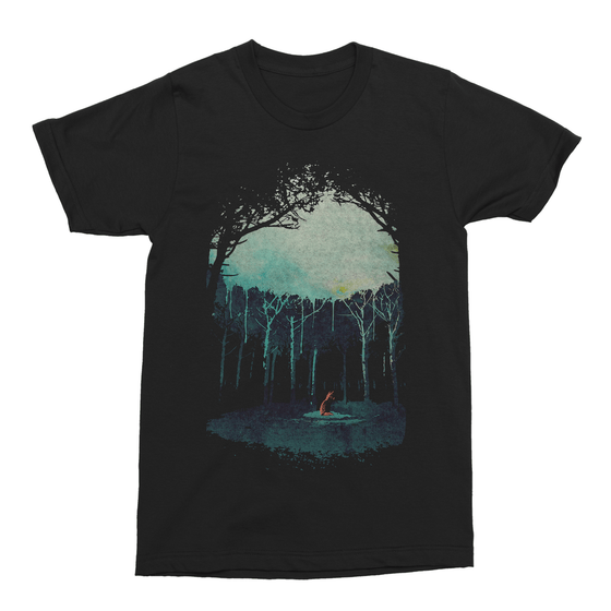 Deep In The Forest Men's T-Shirt-Curartee