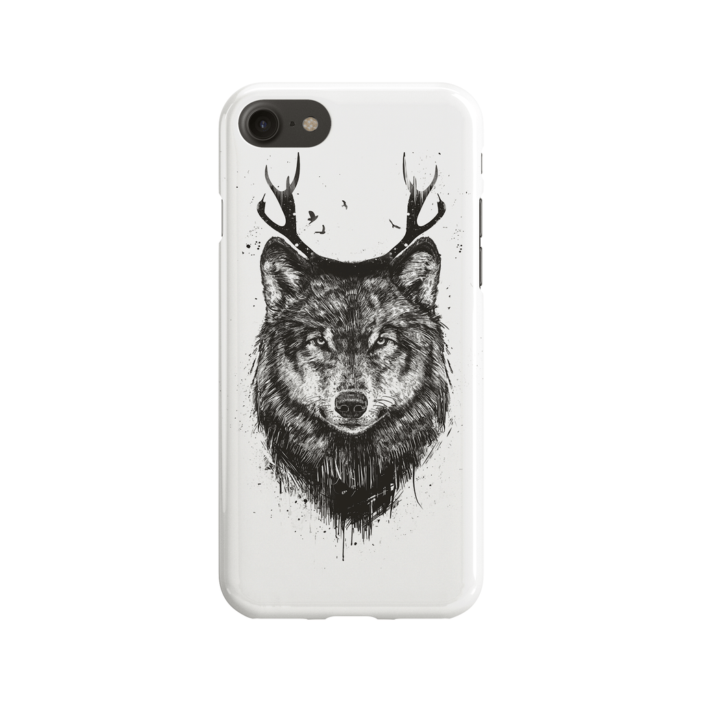 Deer Wolf Phone Case