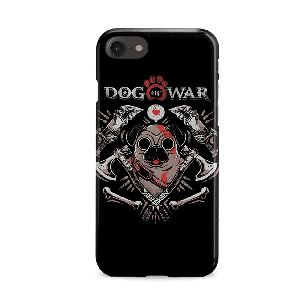Dog of War iPhone / Galaxy Premium Phone Case