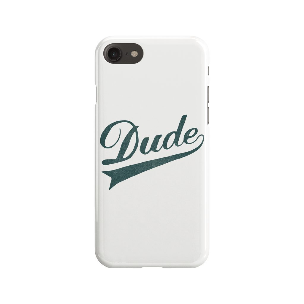 Dude Phone Case