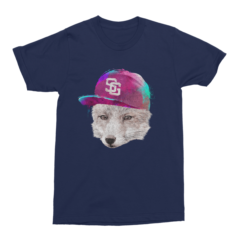 Foxes Favourite Cap Men's T-Shirt-Curartee
