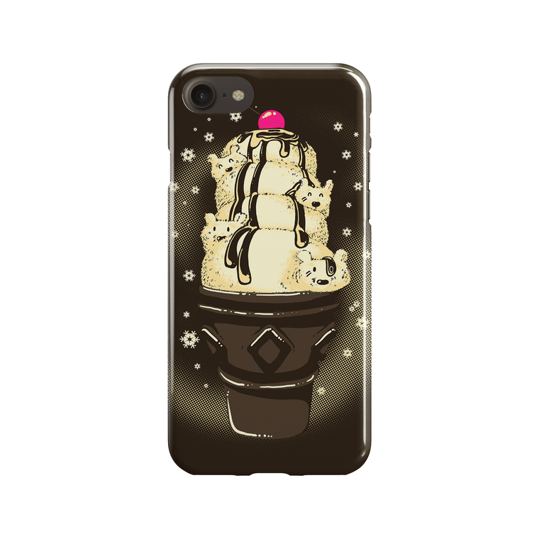 Icecream Bears Phone Case