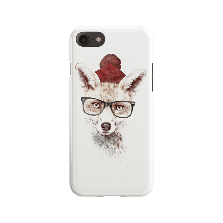 It's Pretty Cold Outside Phone Case - Premium Artwear Curartee