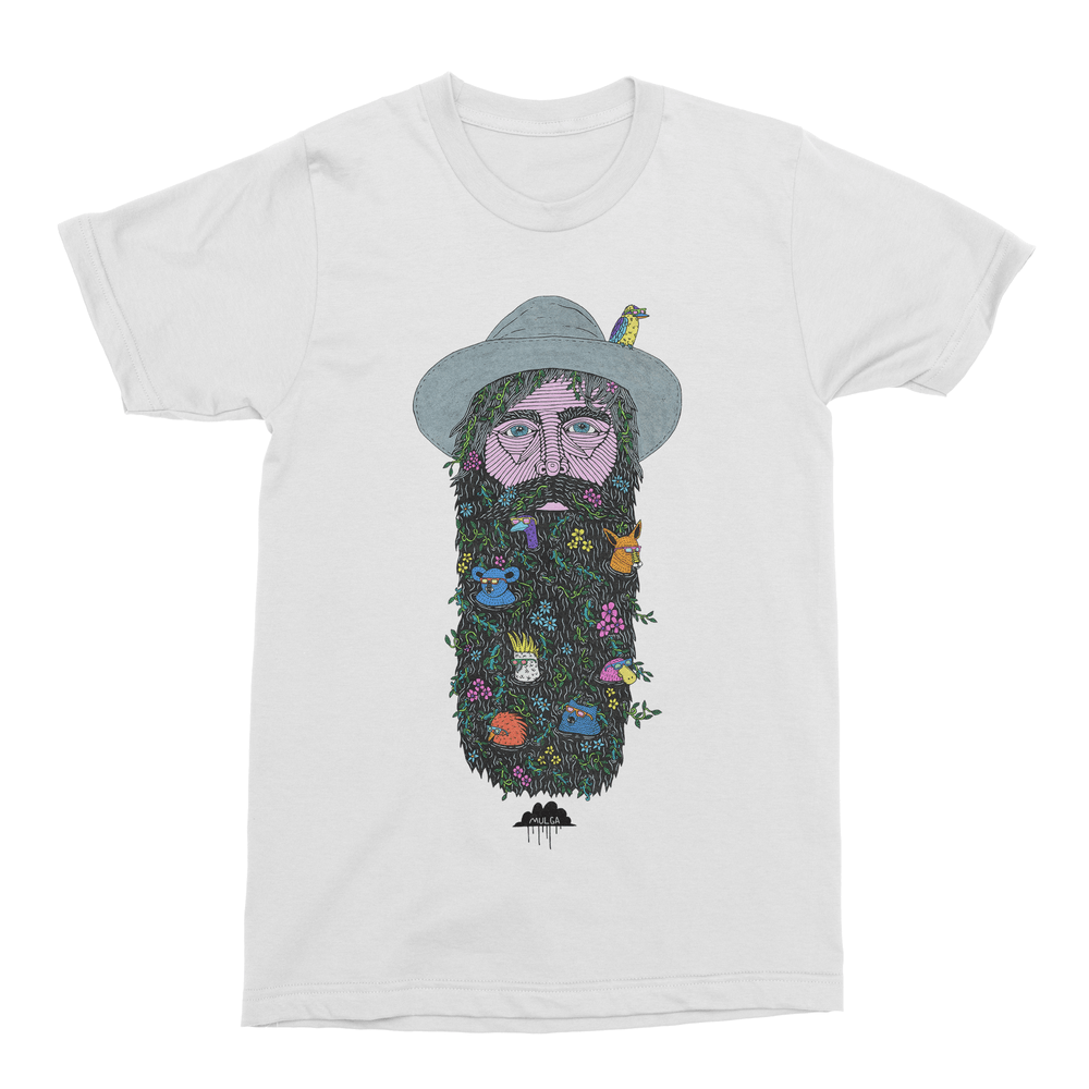 Jimmy Beardson Men's T-Shirt-Curartee
