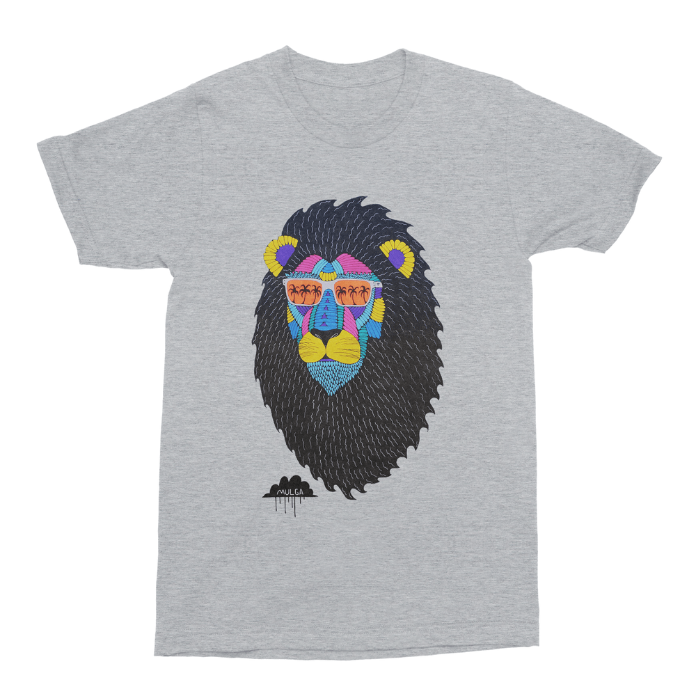 Leroy the Lion Men's T-Shirt-Curartee