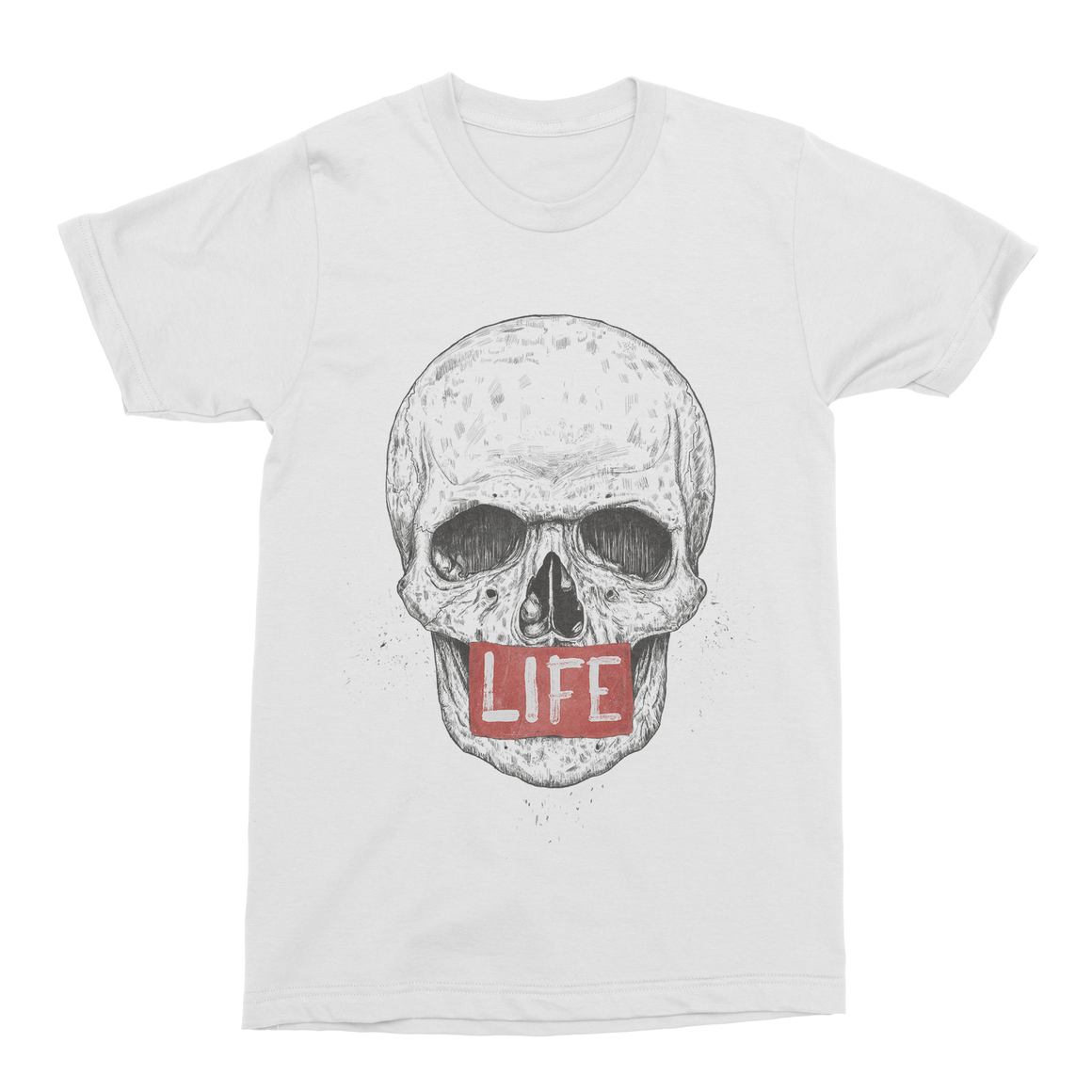 Life Men's T-Shirt-Curartee