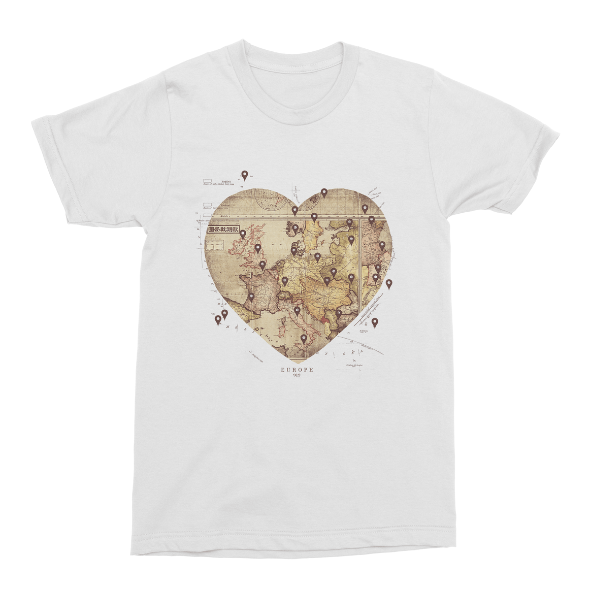 Love to Travel Men's T-Shirt