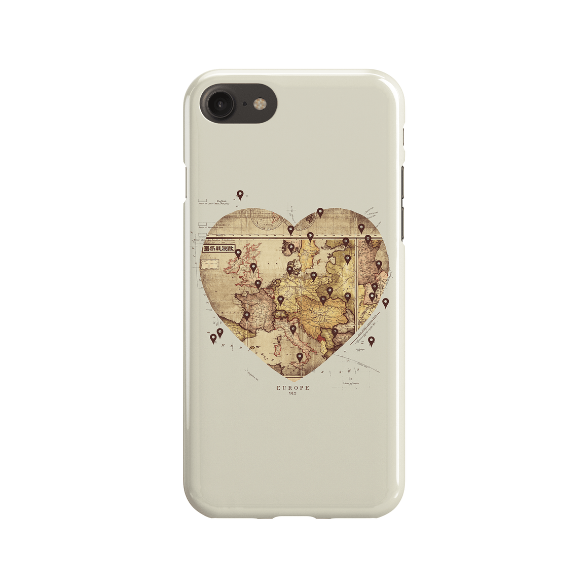 Love to Travel Phone Case