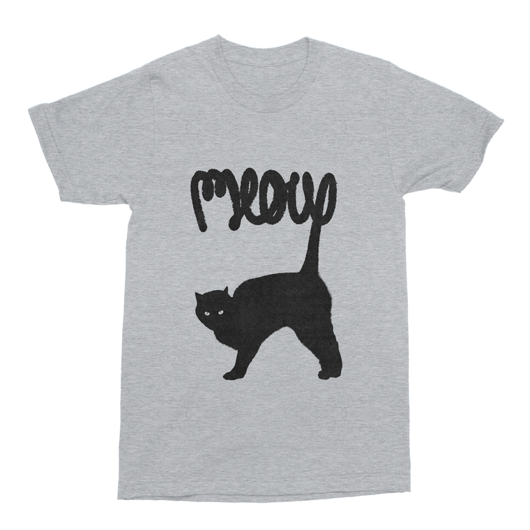 Meow Men's T-Shirt-Curartee