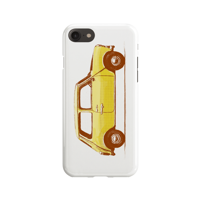 Mini Phone Case - Premium Artwear Curartee