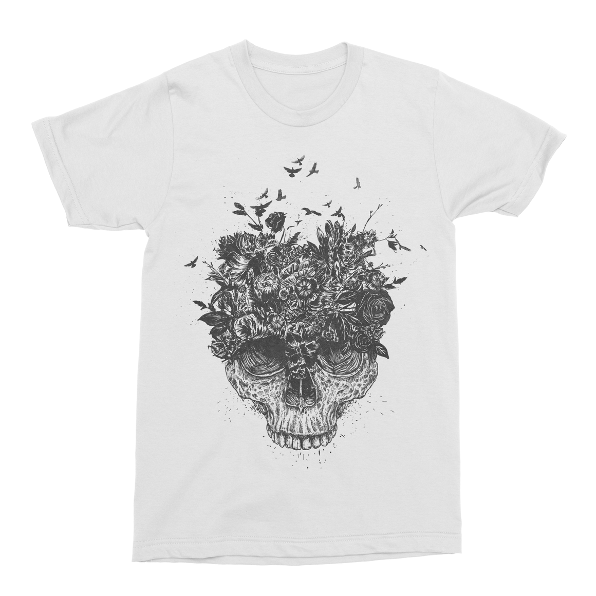 My Head is a Jungle Men's T-Shirt-Curartee