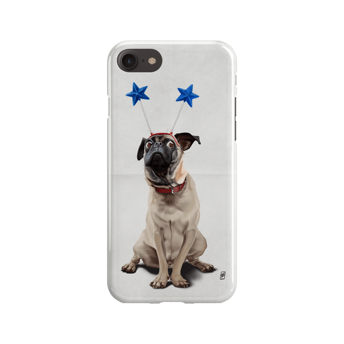 A Pug's Life Animal Behaviour iPhone / Galaxy Premium Phone Case