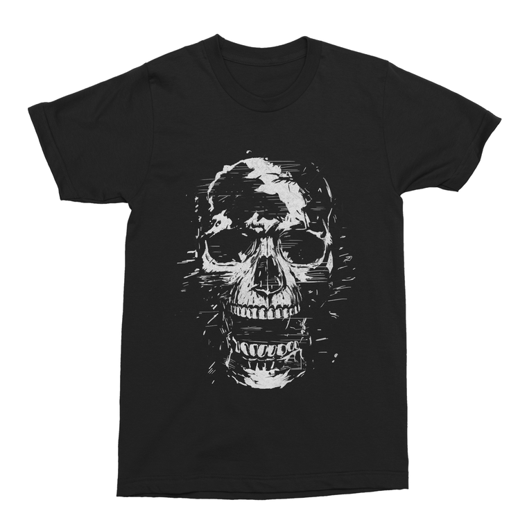 Scream Men's T-Shirt-Curartee