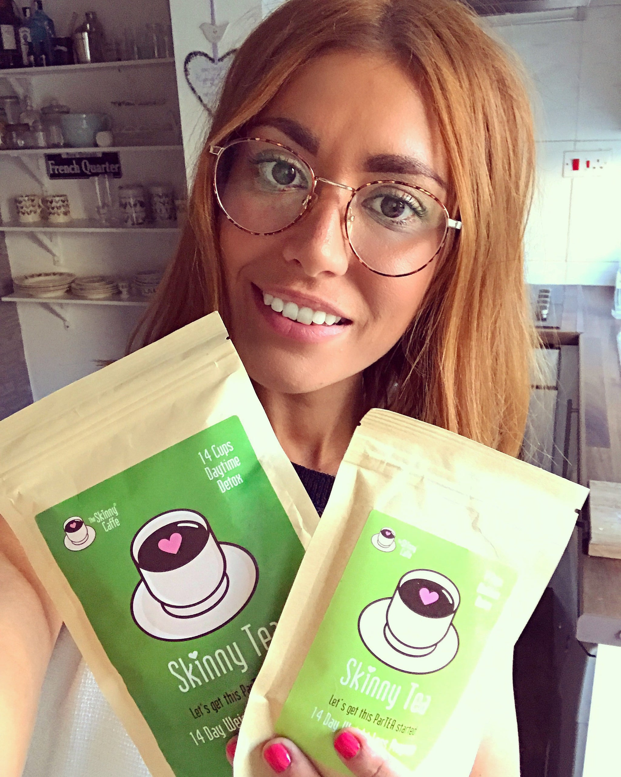 The Skinny Caffe Minteatox Review By Danielle French