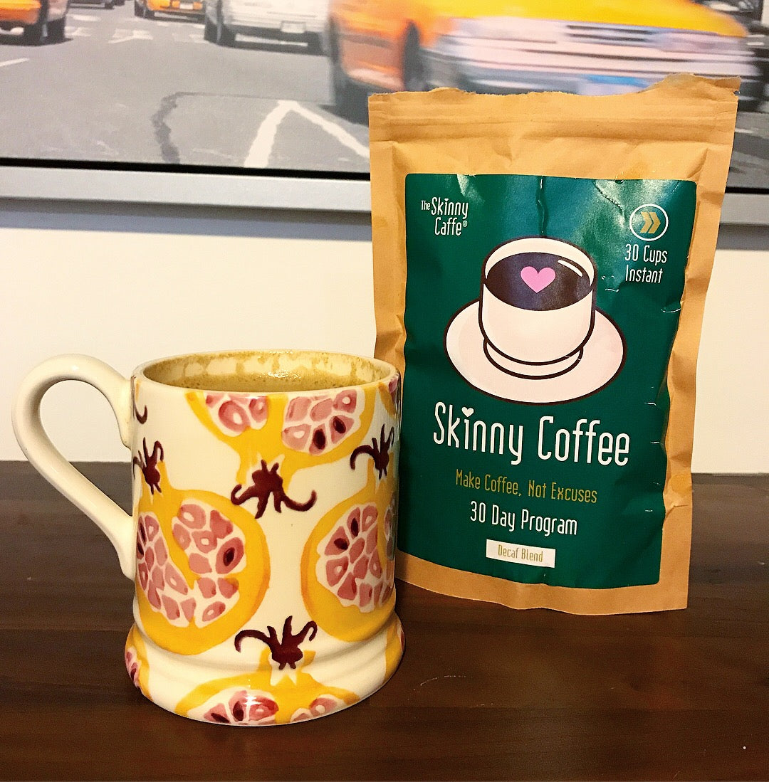 The Skinny Caffe Decaf Coffee Review Night Time Coffee