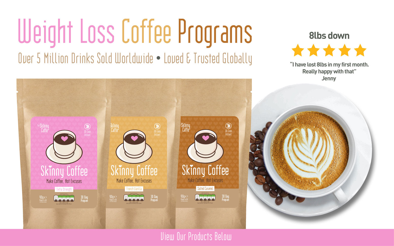Skinny Coffee Club Weight Loss Skinny Coffee