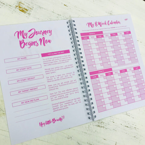 The Skinny Caffe Slimming Food Diary