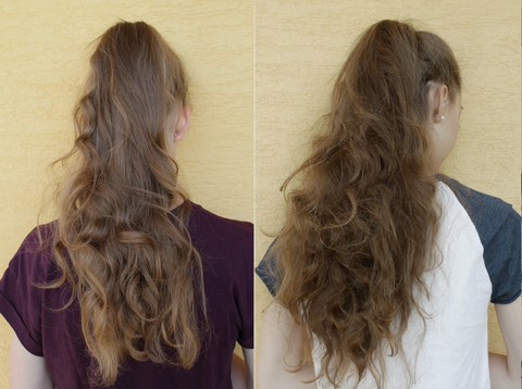 BeautyLocks Hair Growth Results