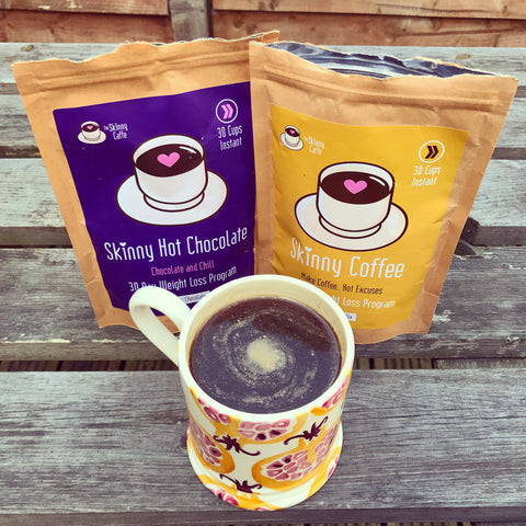 The Skinny Caffe Instant Vanilla Skinny Coffee - Join The Club