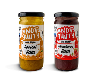 #NotGuilty Low Sugar Jam Twin Pack  (2 x 260g)