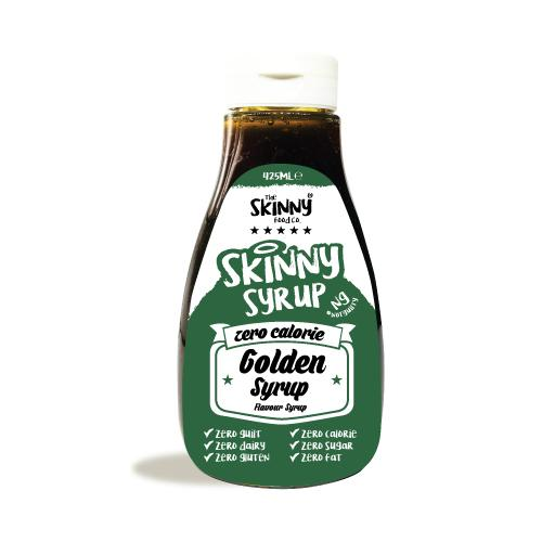 #NotGuilty Zero Calorie Sugar Free Skinny Syrups - The Skinny Food Co (425ml)