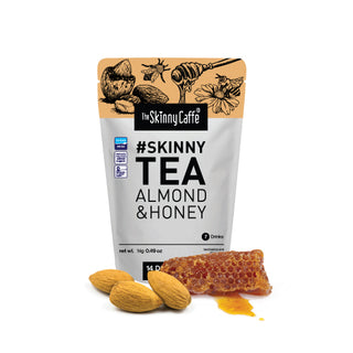 Skinny Tea 14 Day Supply (Bed time Tea Only) Almond & Honey flavour