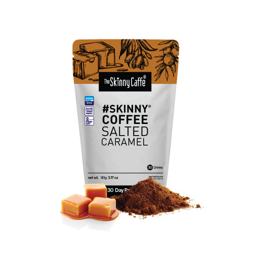 Skinny Coffee Salted Caramel (1 Month Instant Weight Loss Program)