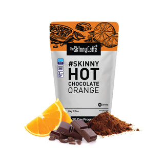 Chocolate Orange Skinny Hot Chocolate - (1 Month Weight Loss Program) *LIMITED EDITION*