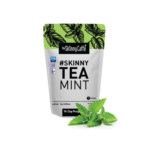 Skinny Mint Tea 14 Day Supply (Bedtime Tea Only)