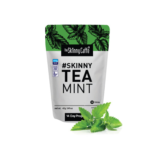 Skinny Mint Tea 14 Day Supply (Daytime Tea Only)