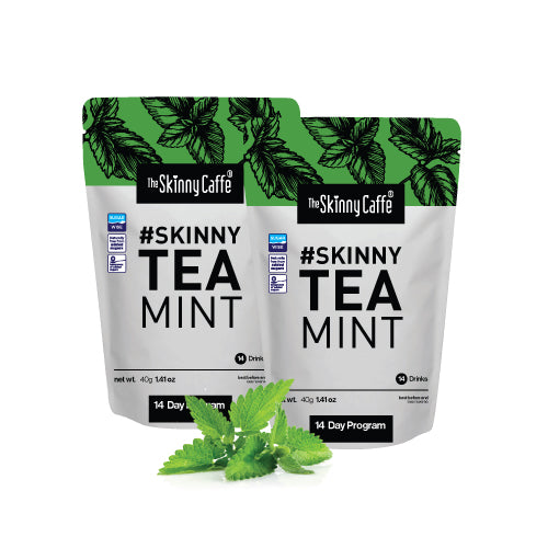 Skinny Tea 28 Day (Daytime Tea Only) Mint Teatox