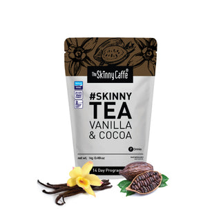 Skinny Tea 14 Day Supply (Bedtime Tea Only) Vanilla & Cocoa Flavour