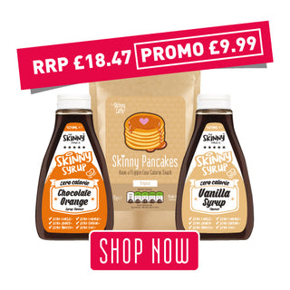 PANCAKE DAY BUNDLE (SPECIAL OFFER) ONLY £9.99 (SAVE £8.48) #NotGuilty