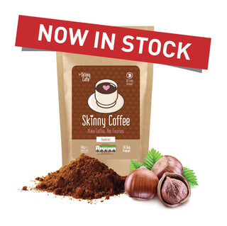 Skinny Coffee - Hazelnut Flavour (1 Month Weight Loss Program)