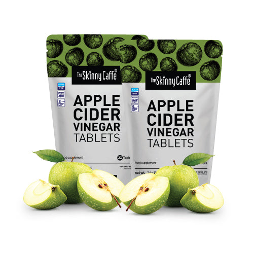 Just For You! Apple Cider Vinegar Tablets 500mg