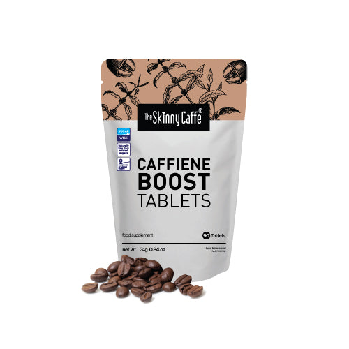 Caffeine Boost - 90 Tablets