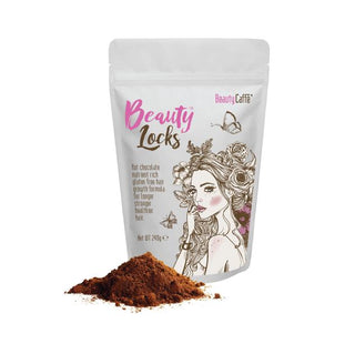 BeautyLocks Hair Growth Hot Chocolate Drink (30 day program) - TheSkinnyCaffe