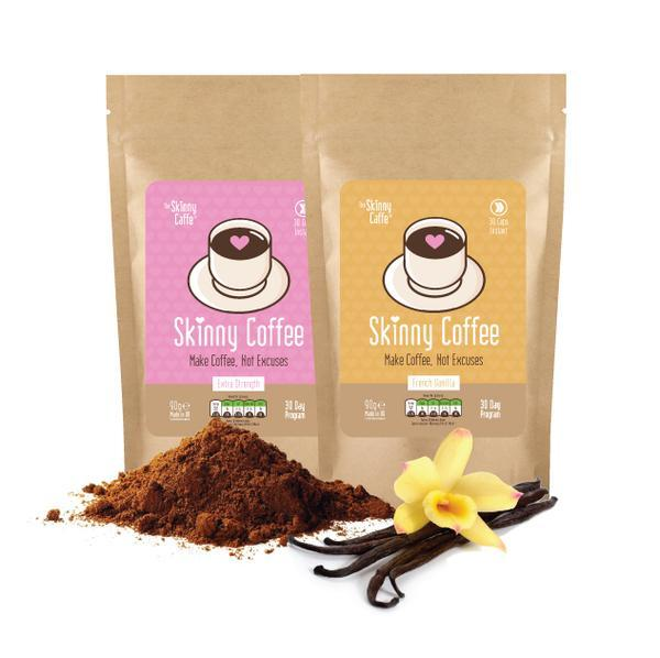 *LIMITED AVAILABILITY* Special Offer Bundle - TheSkinnyCaffe