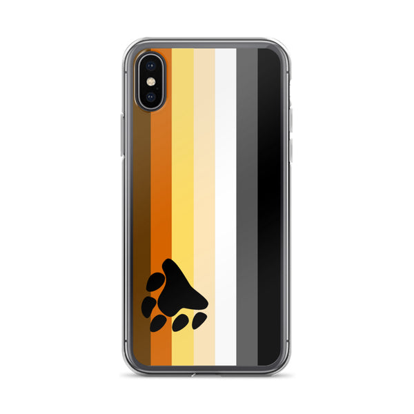 Bear Flag iPhone Case