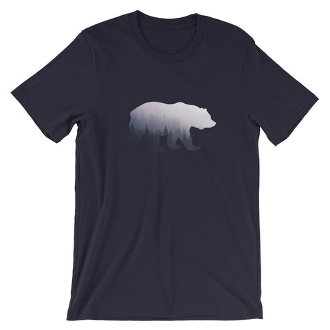 In the Wild T-Shirt, Navy