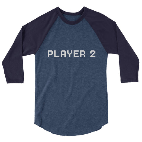 Player 2 Raglan Shirt