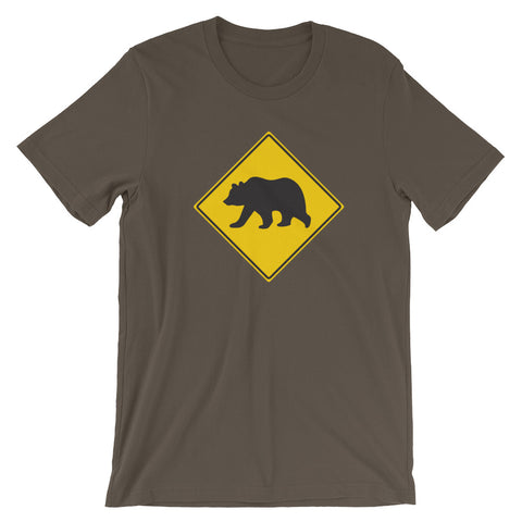 Bear Crossing T-Shirt