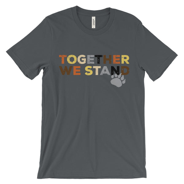 Together We Stand T-Shirt, Bear Flag Edition