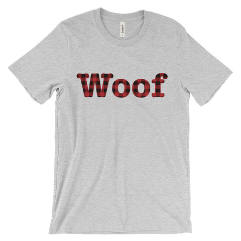 Plaid Woof T-Shirt