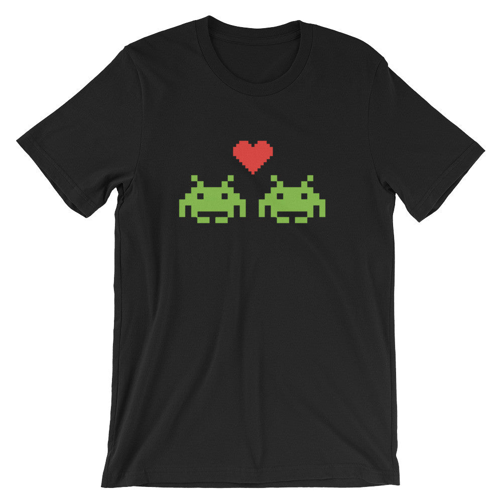 Love Invaders T-Shirt